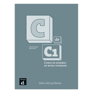C de C1 - Teacher's book